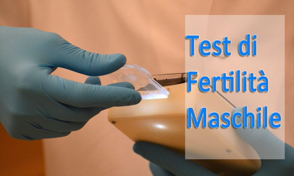 Test di Fertilità Maschile: la migliore guida per conoscere la fertilità maschile