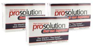 ProSolution Plus Recensione - Pillola di potenziamento maschile per curare l'eiaculazione Precoce