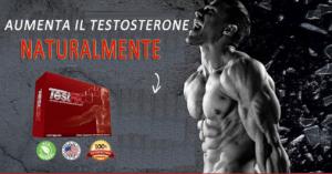 TestRX Revisione: Aumenta Naturalmente il livello di Testosterone