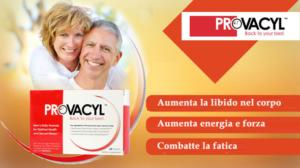 Provacyl Recensione - Aumentare naturalmente il livello di testosterone e HGH