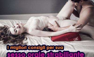 12 consigli per il sesso orale per le donne
