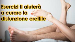 Conoscere questi 5 esercizi ti aiuterà a curare la disfunzione erettile