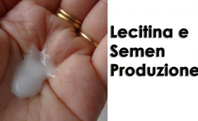 Lecitina e Semen Produzione